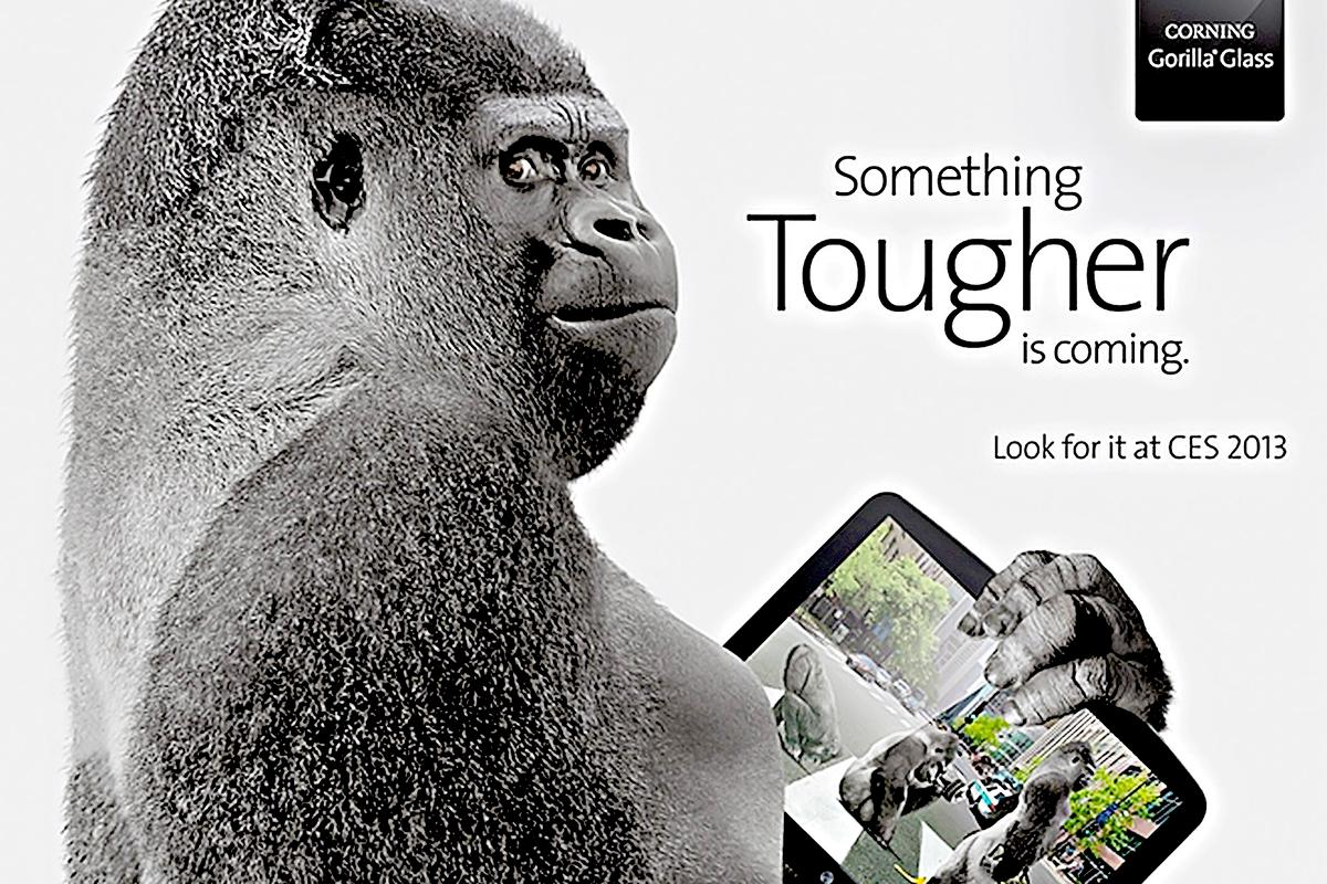 Gorilla Glass 3 is Corning's toughest glass yet