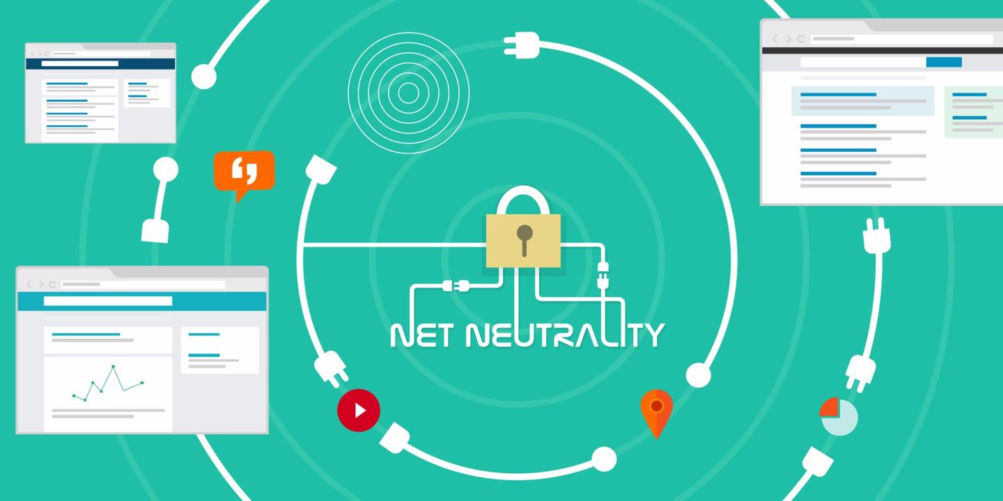 Should all internet traffic be treated equally byservice providers?