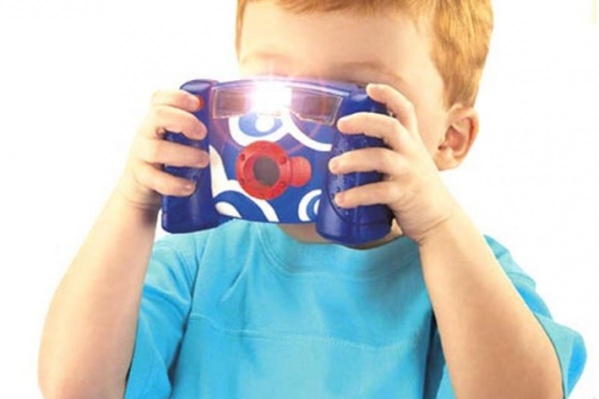 Fisher Price's Kid-Tough Camera