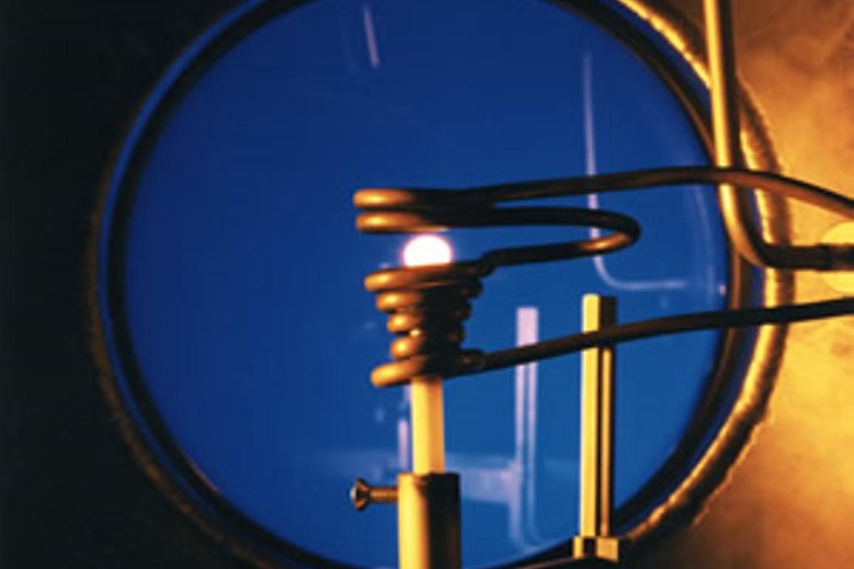 Example of levitating and heating coil assemblies (Image: ESA)