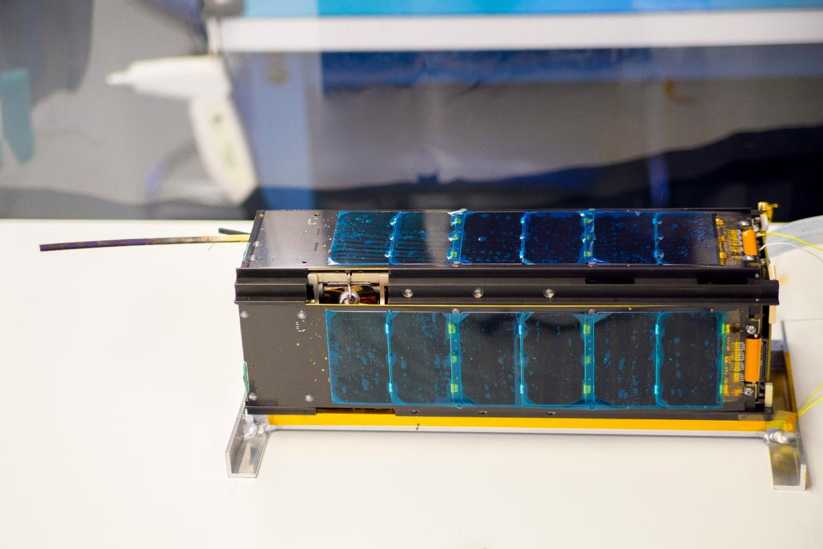 After an early hiccup in its mission, the Lightsail technology demonstrator is back in business (Credit: The Planetary Society)