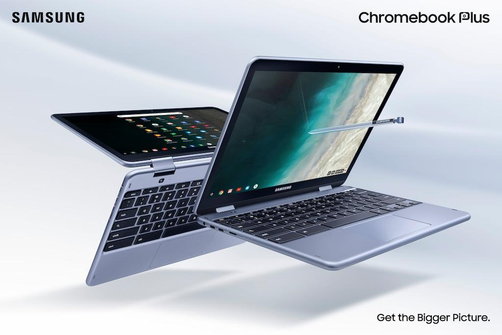 Sansung's second generation Chromebook Plus will go on sale from June 24