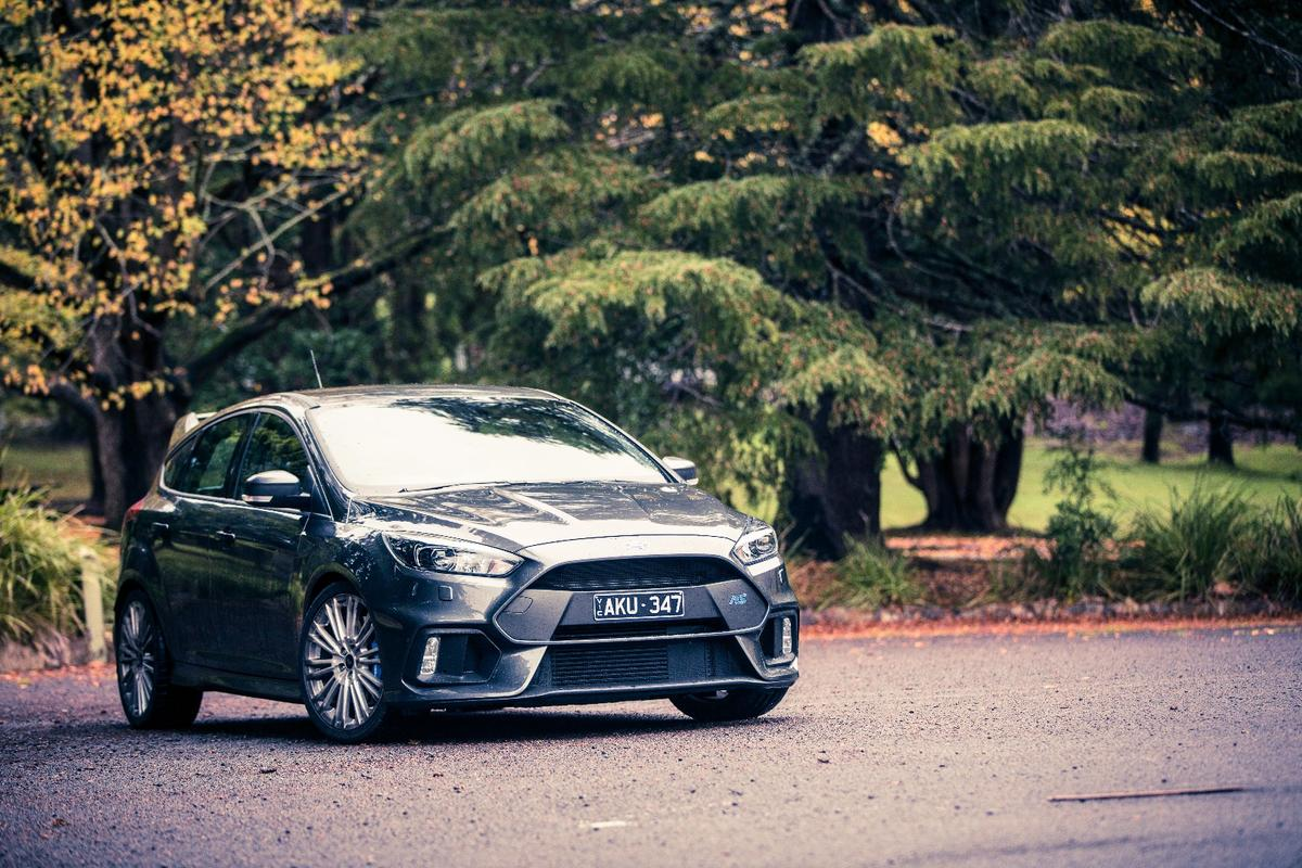 The manic Ford Focus RS