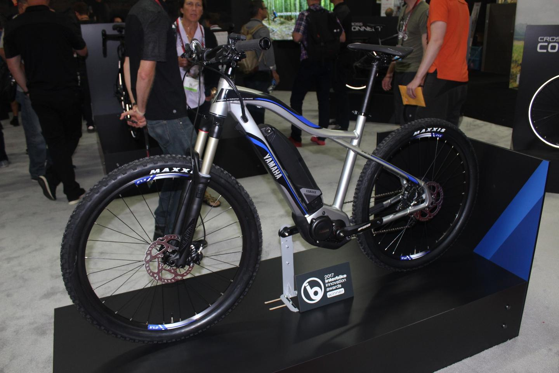 Yamaha's YDX-TORC