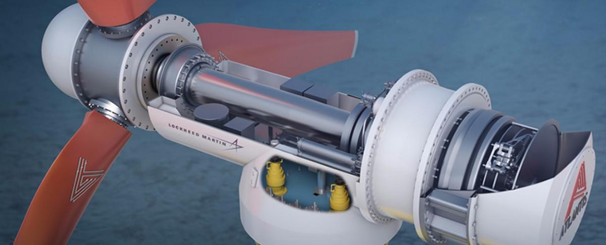 Asingle AR1500 turbine from Atlantis Resources will be installed as part of Phase 1A of the project
