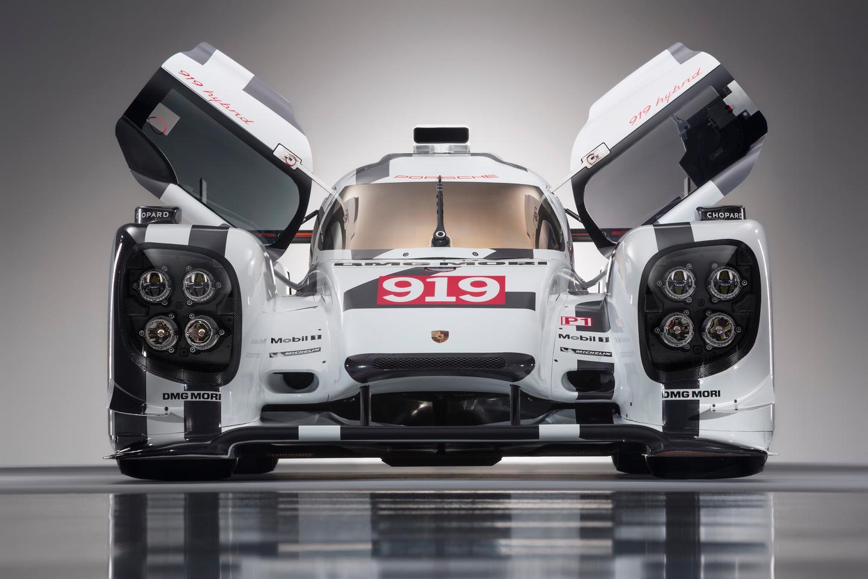 The Porsche 919 Hybrid