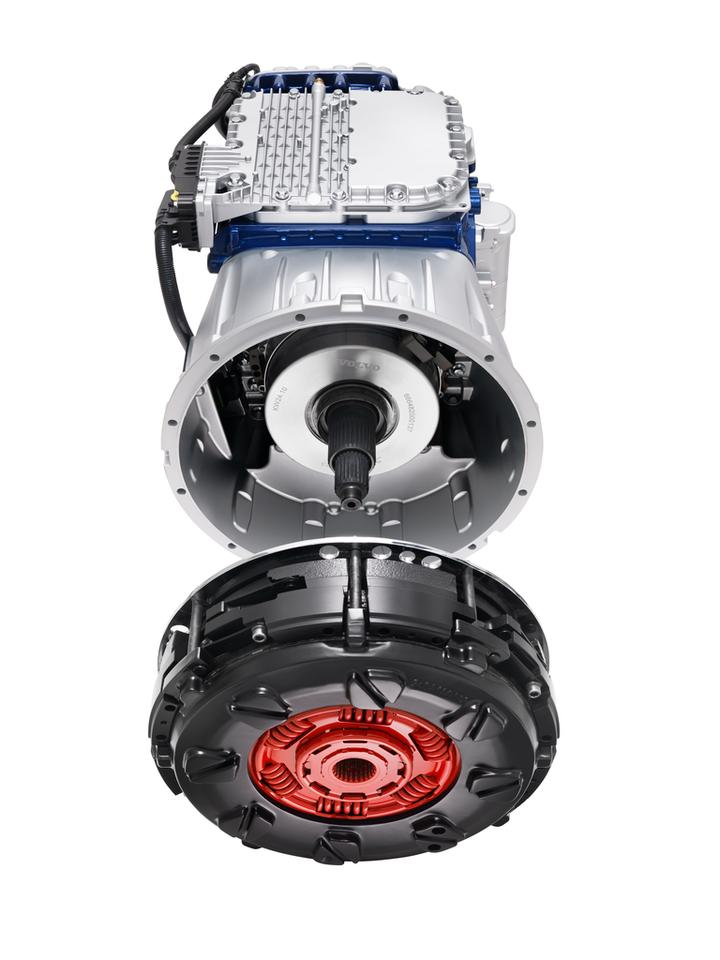 Volvo's I-Shift dual-clutch gearbox is the first of its kind for heavy vehicles