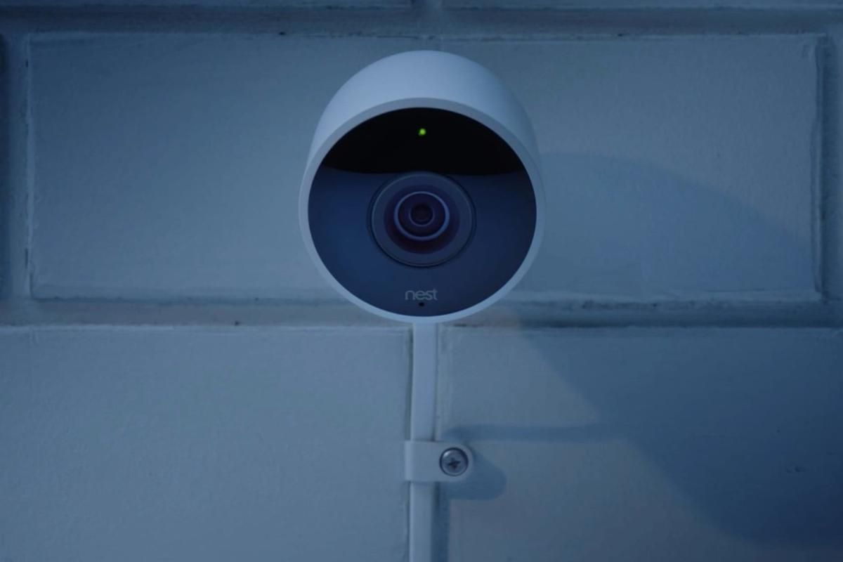 Nest's new Sightline feature uses algorithms to scan surveillance footage for irregular motion and sound