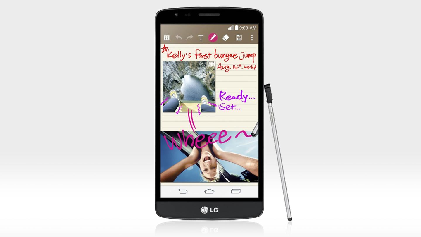 The LG G3 Stylus offers some nice features, but lacks great specs