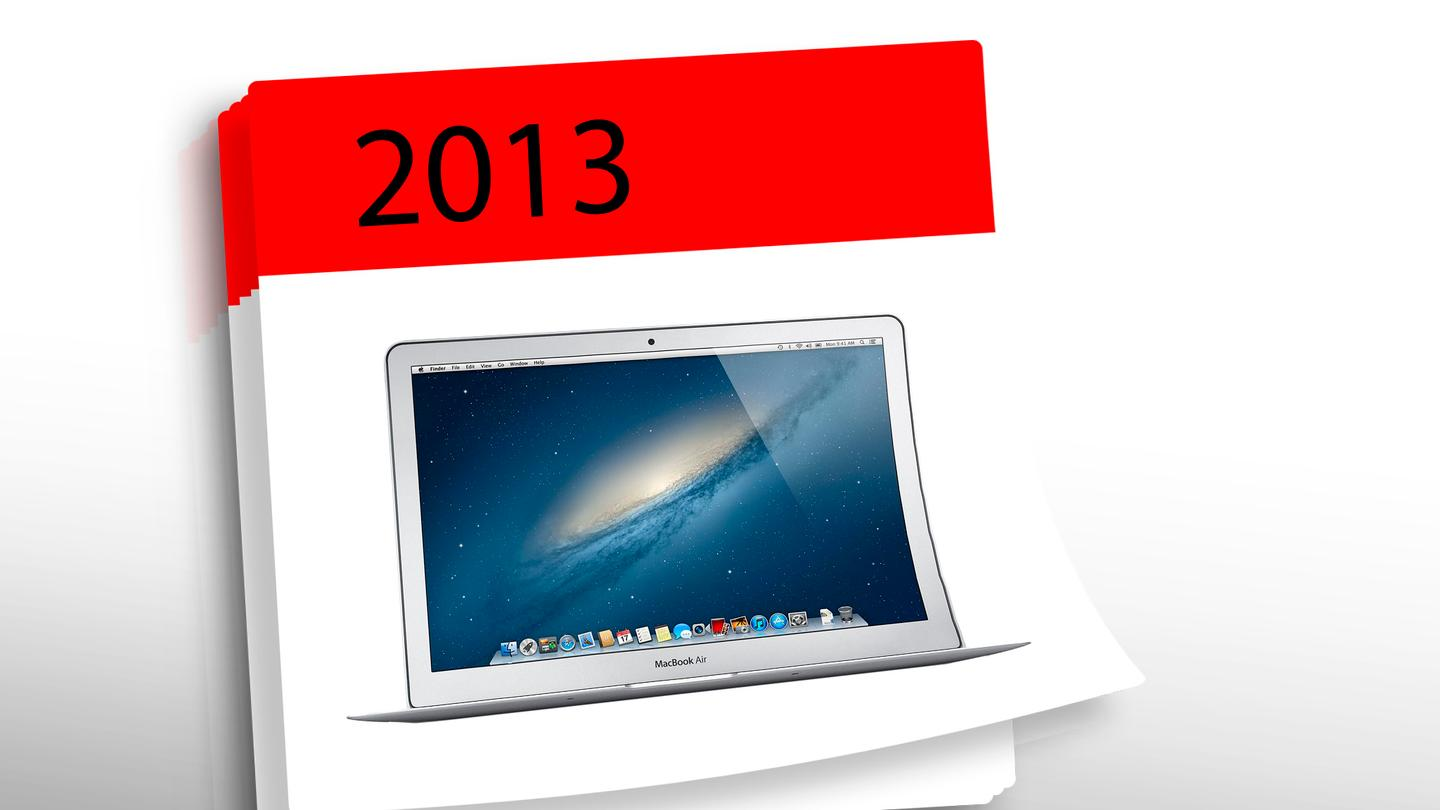 We expect Haswell-powered MacBook Airs in 2013 – but will they have Retina Displays?