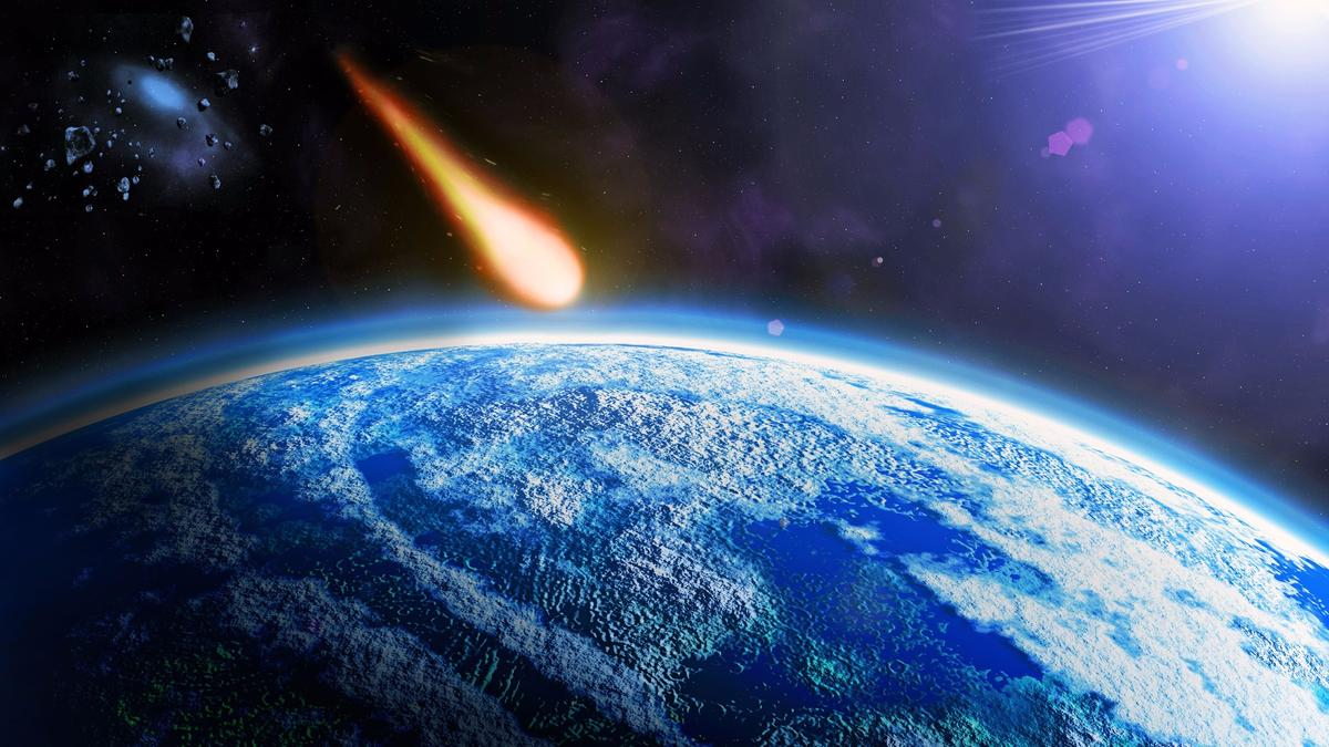 A new study has found that statistically, the asteroid that wiped out the dinosaurs had a low chance of causing a mass extinction event