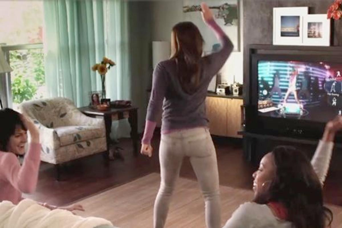 Microsoft's Kinect for Xbox 360 allows for physically-interactive gaming without a remote