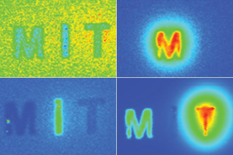 An MIT team has developed a new method for imaging smallerfluorescent particles deep inside the body