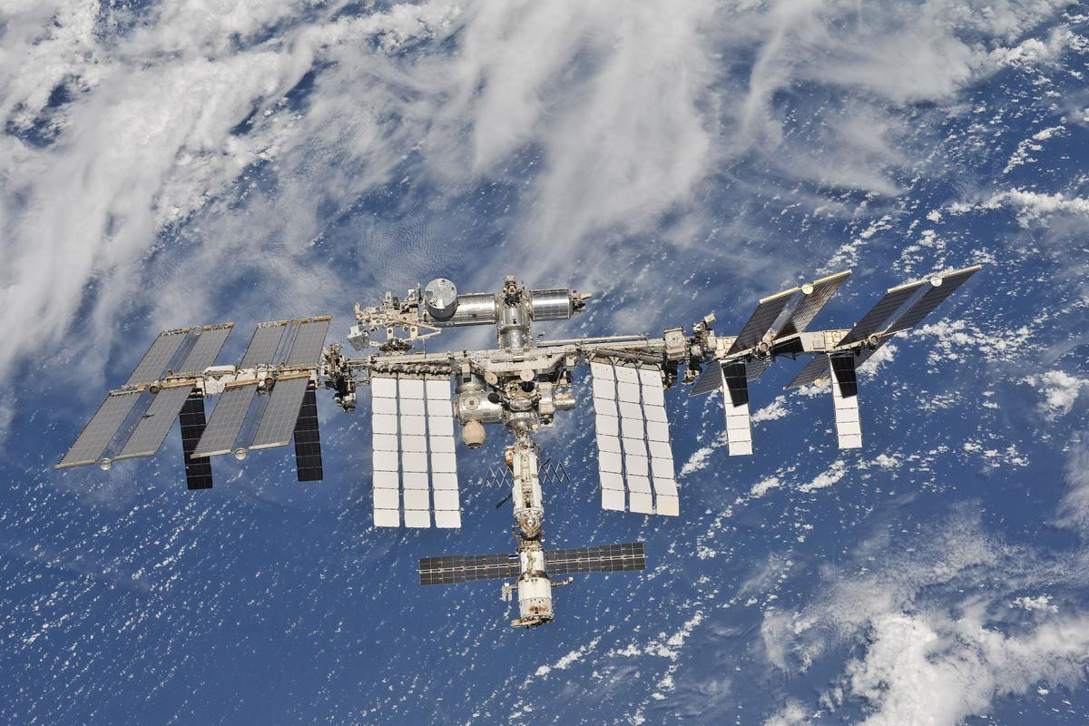 The contract extension will fund Boeing's support of the ISS through September 2024