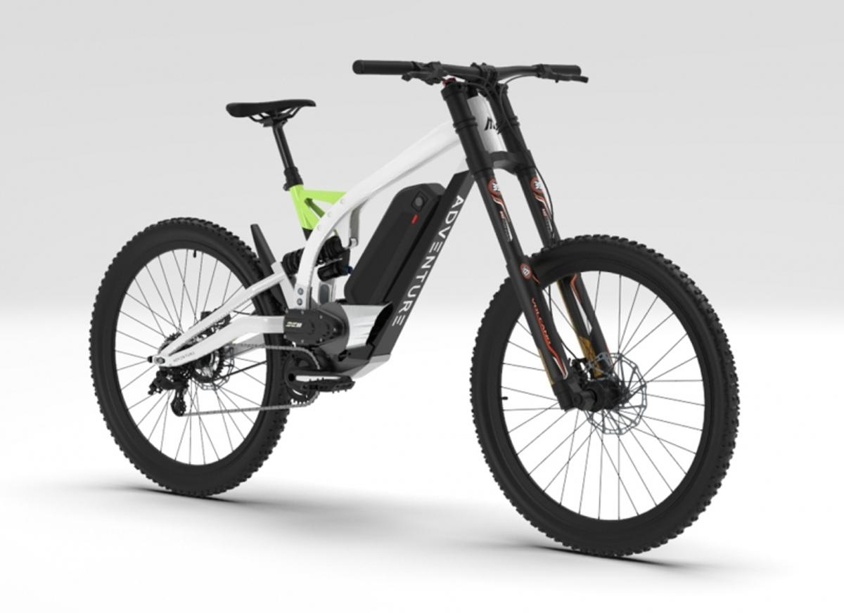 Italian company SEM is looking for ways to bring its 4-kW, dual-drive Moto Bike to the United States