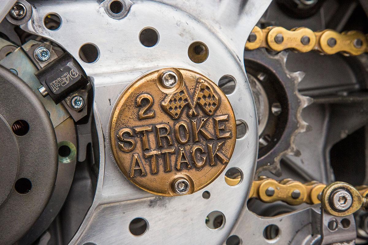 Roland Sands 2 Stroke Attack