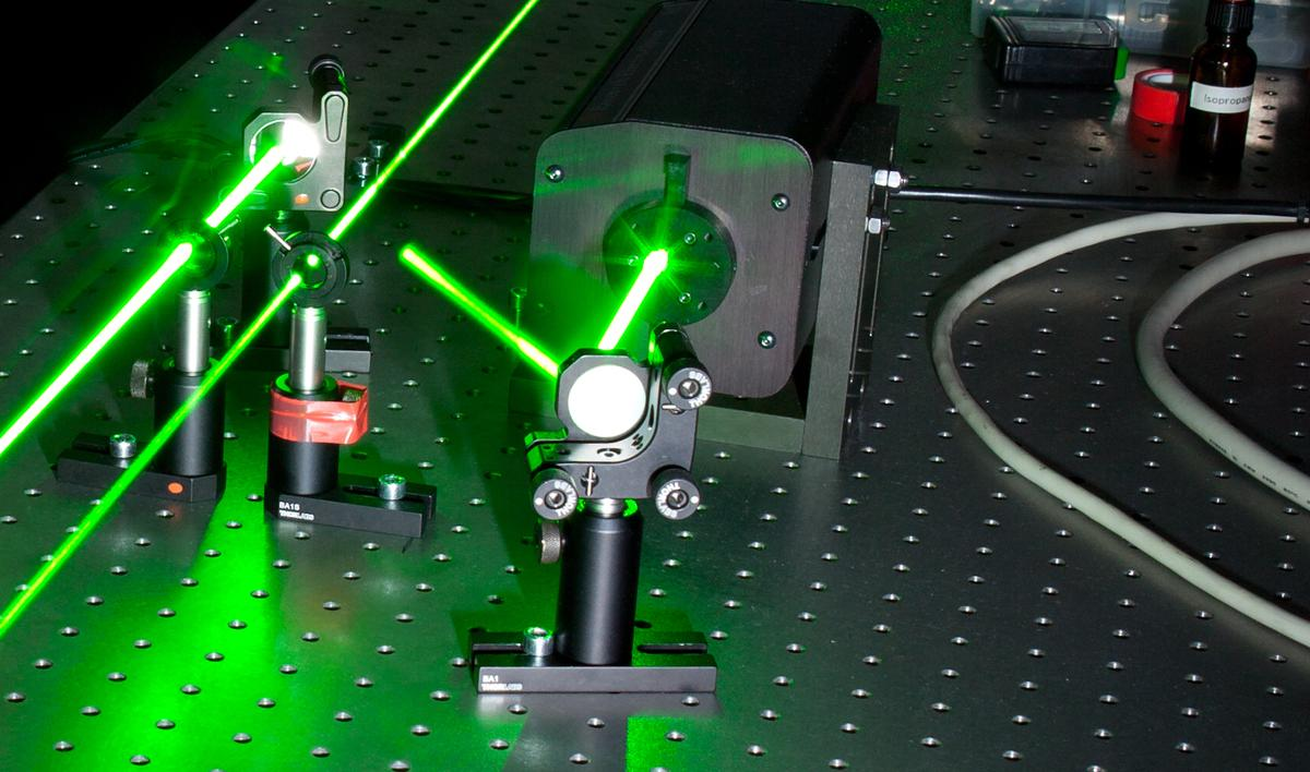 Breakthroughs in laser technology have earned three scientists the 2018 Nobel Prize in Physics