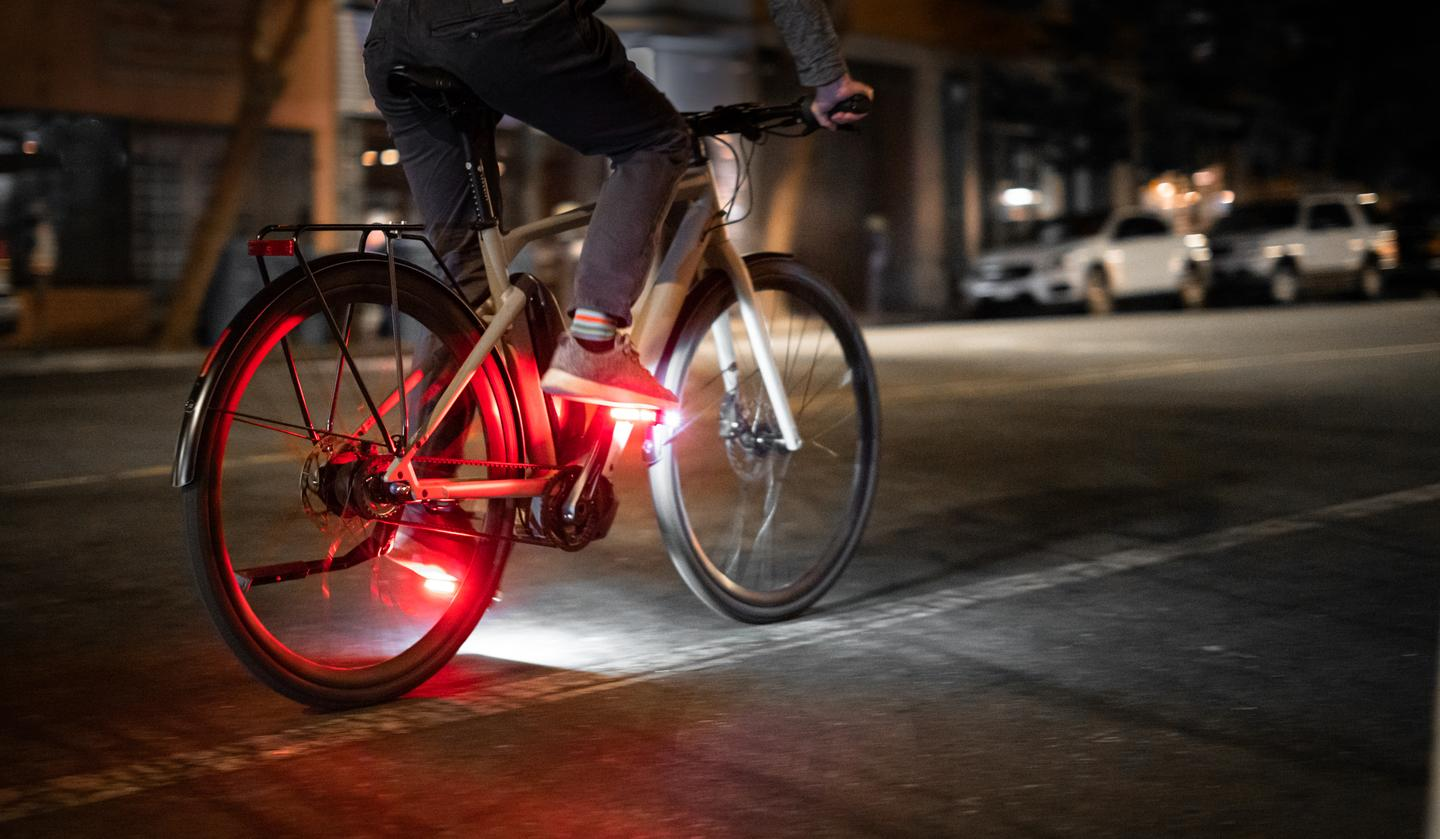 The Arclight Bike Pedals are presently on Kickstarter