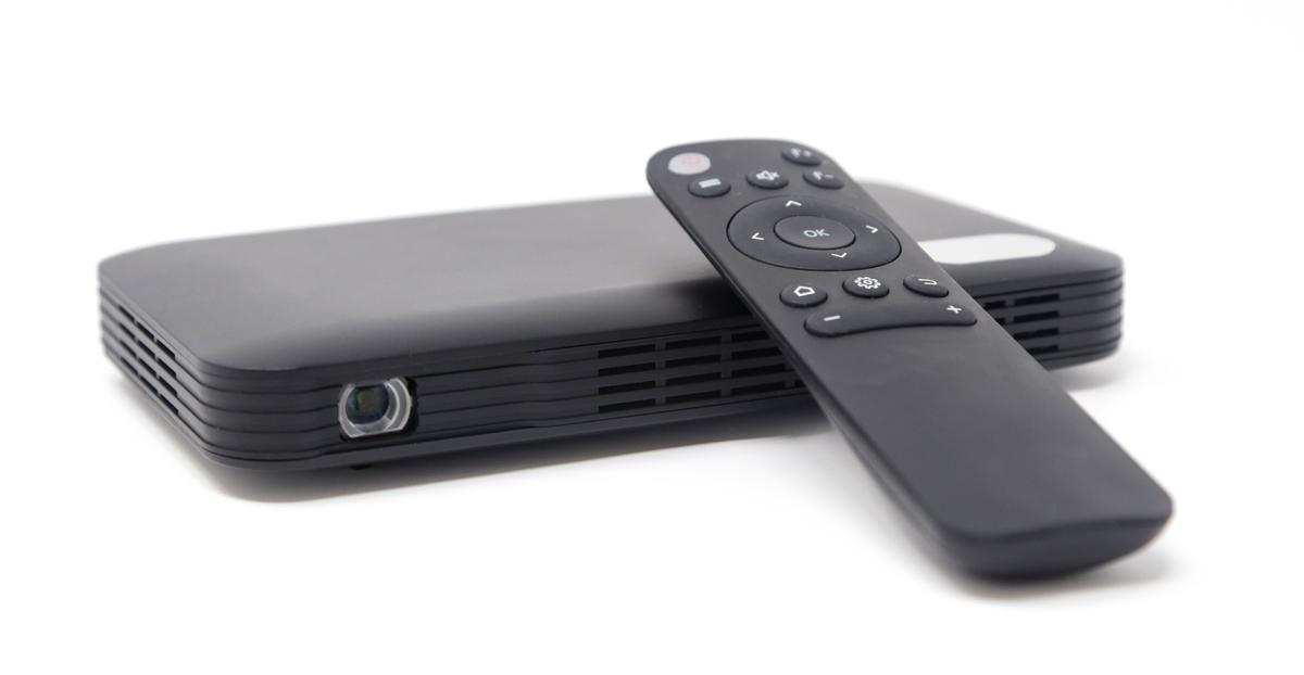 The FuntaSee portable projector can stream content from a home or office router, or while out and about if loaded witha 4G LTE card