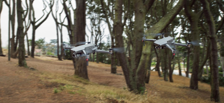 DJI Mavic 2 series gets Hasselblad camera, optical zoom
