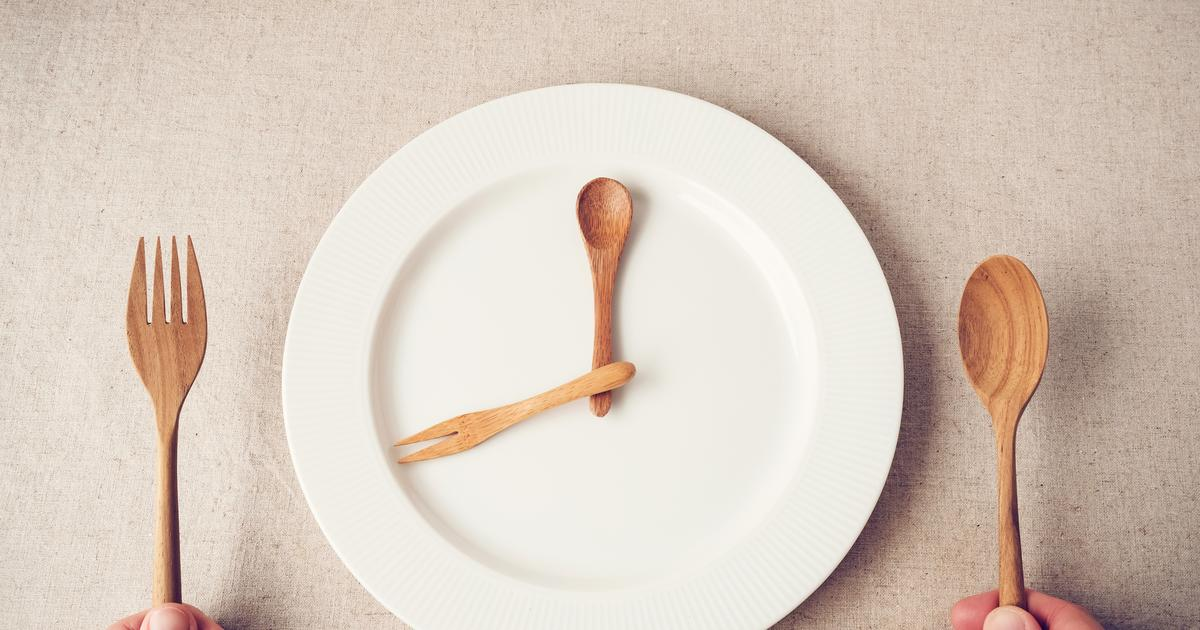 Two studies investigate the long-term effects of fasting just one day each month
