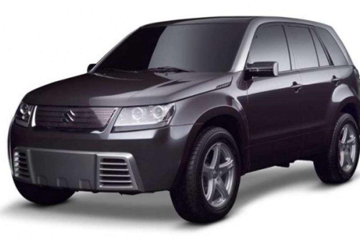 Suzuki Mini Suv >> Suzuki Compact Suv Concept X2