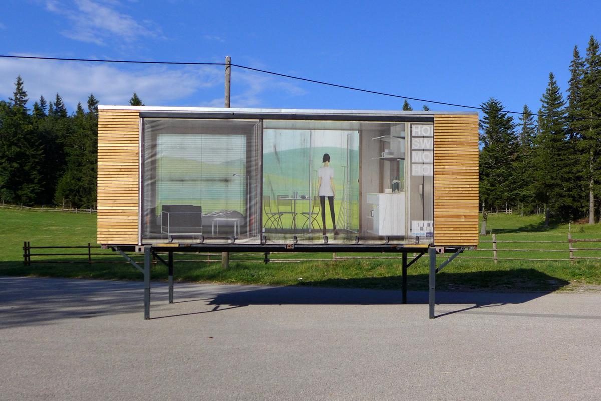 Simple Home by Gerhard Feldbacher (Photo: Gerhard Feldbacher)