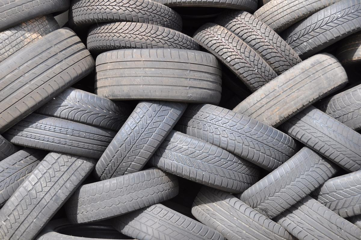 Scrap tires could still help get you around with recycling technology that produces into saleable oil, carbon and steel