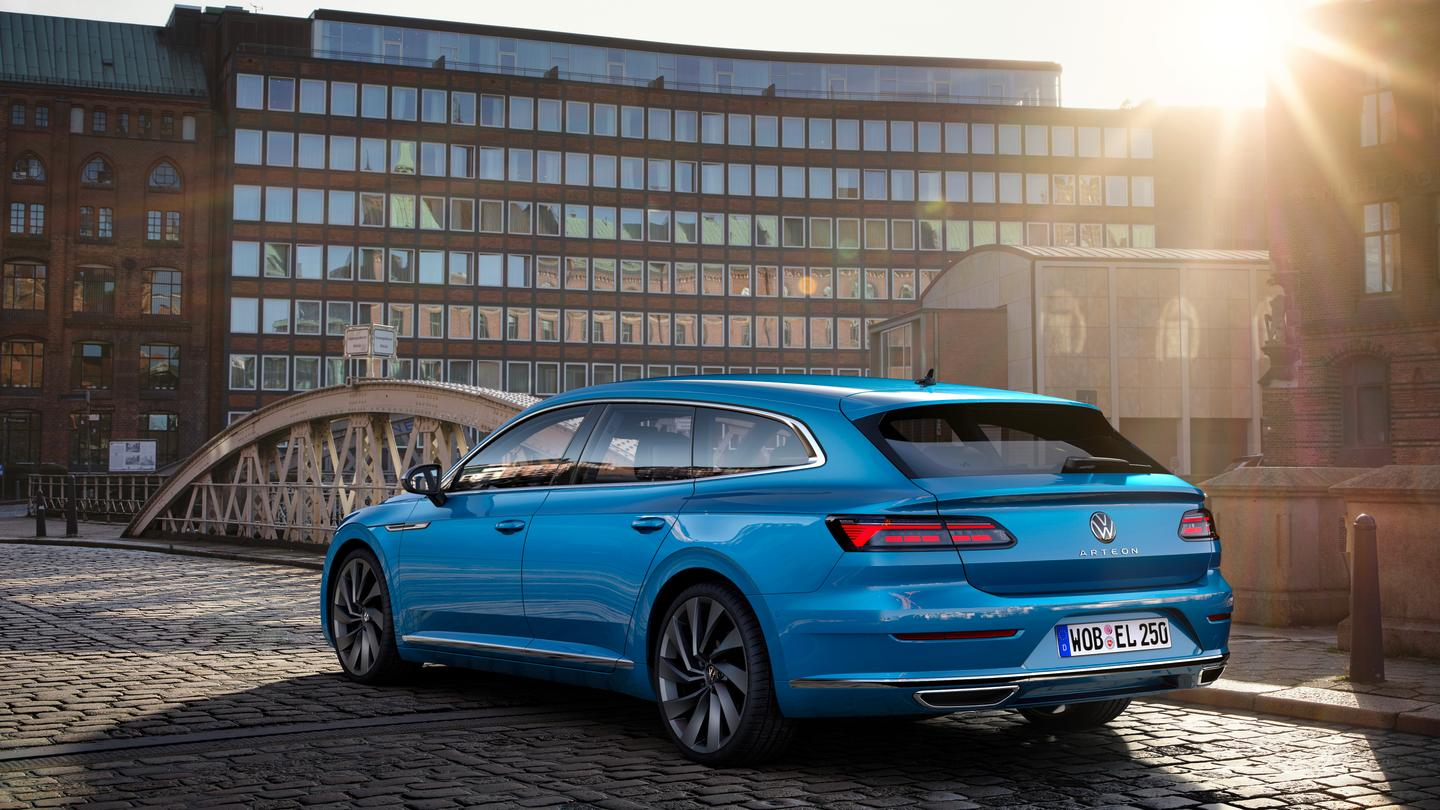Even the Arteon shooting brake will get an R version