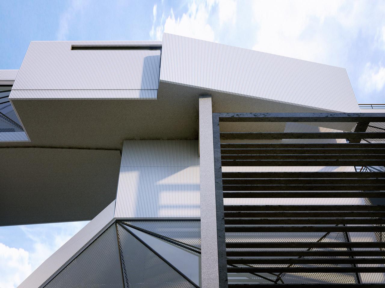 Villa for an Aviator, by Urban Office Architecture (Photo: Urban Office Architecture)