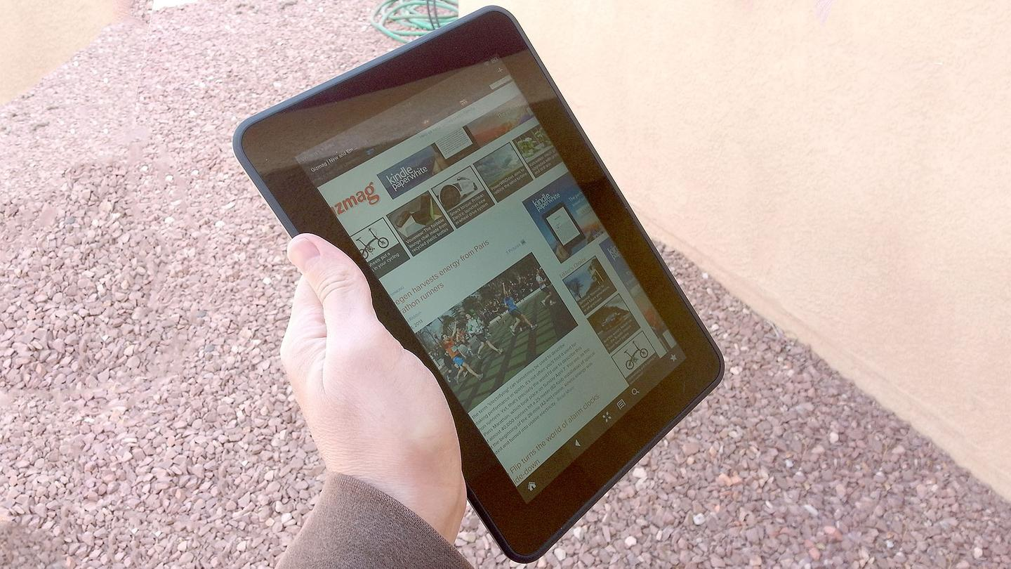Review: Kindle Fire HD 8 9