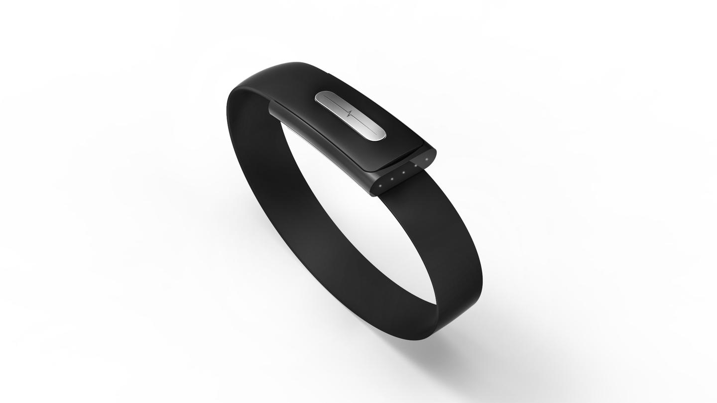 The Nymi bracelet can support gesture control