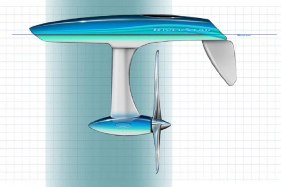Bourne Energy's RiverStar
