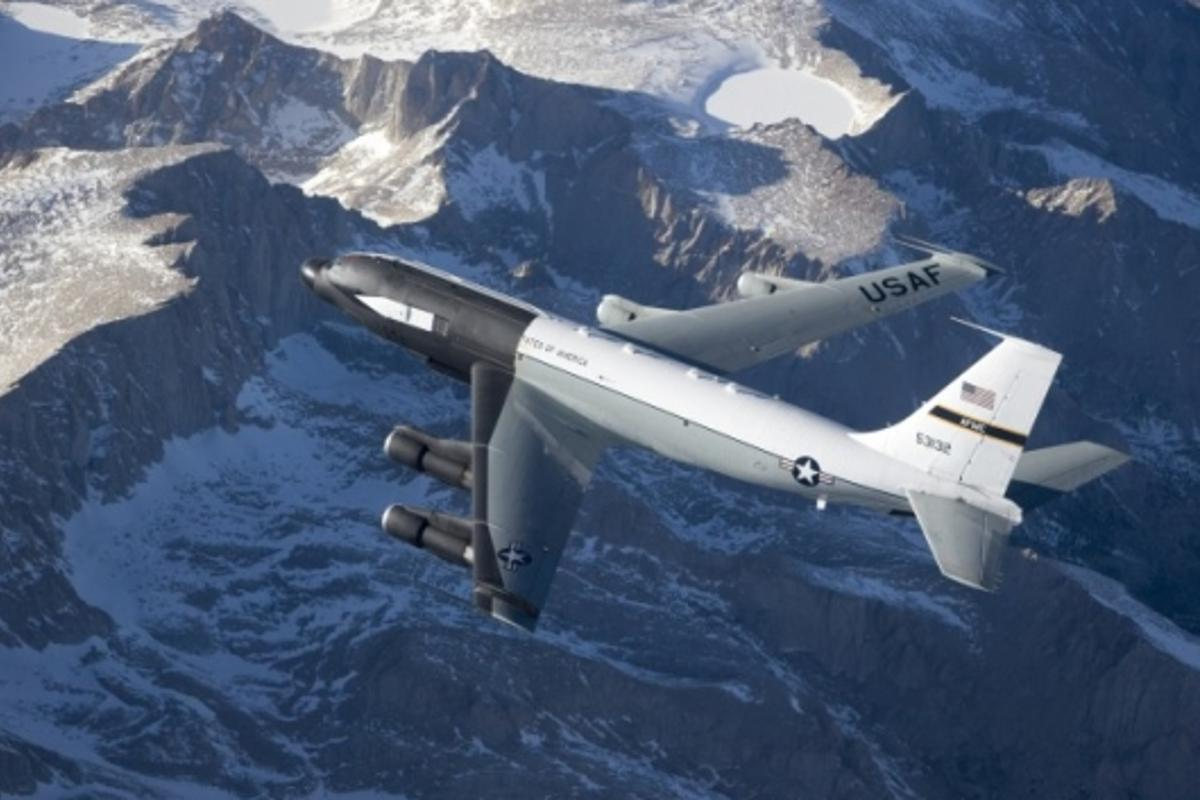 The Airborne Laser provides speed-of-light capability to knock hostile missiles out of the air