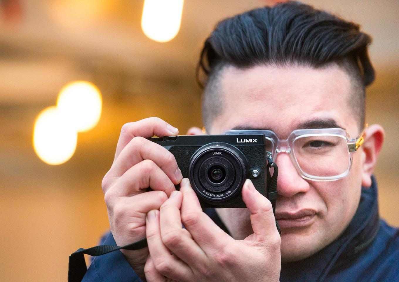 The Panasonic Lumix GX80 /GX85 is a compact mirrorless camera