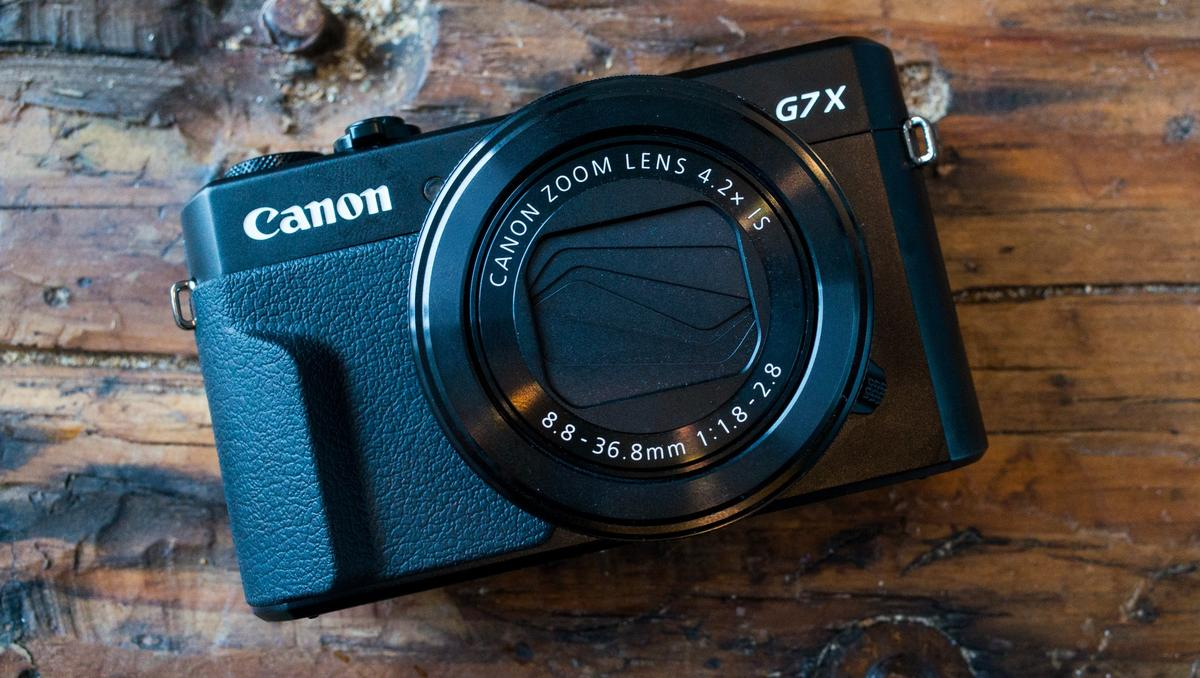 New Atlas spends a bit of time with the enthusiast-focuedCanon Powershot G7X Mark II compact camera