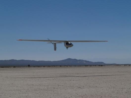Sunseeker II - logged more time in the air than all other manned solar powered airplanes combined