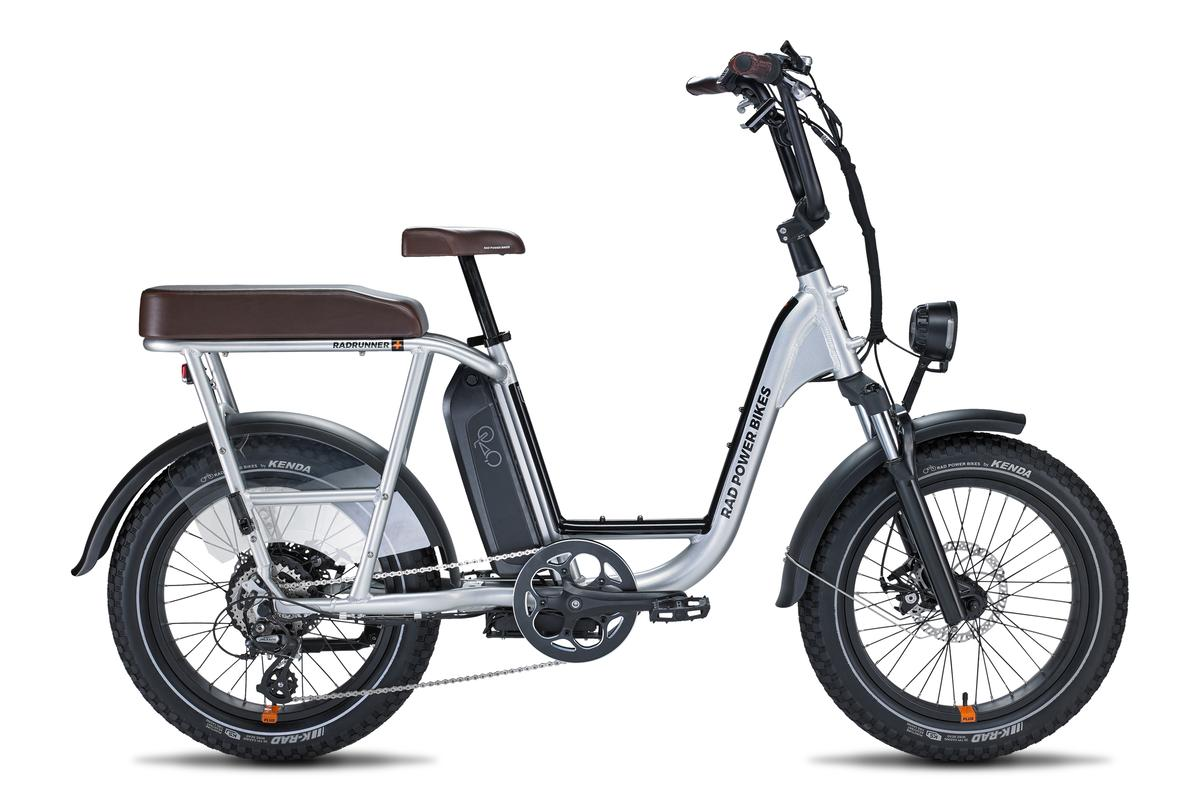 The relentlessly practical RadRunner modular ebike gets a deluxe upgrade
