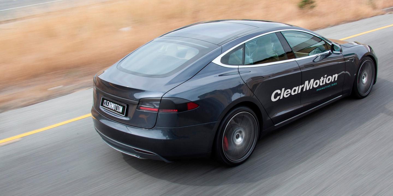 ClearMotion is refocusing Bose's proactive suspension technology toward electric and autonomous cars
