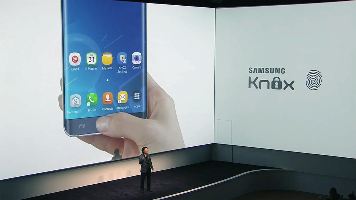 Samsung Pay is encrypted via Samsung Knox, using single-use codes for transactions, and never sharing personal information