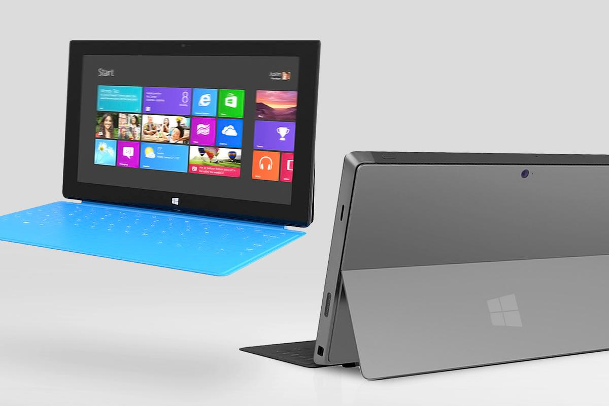 We compare the specs - and other features - of the Microsoft Surface Pro and Surface RT