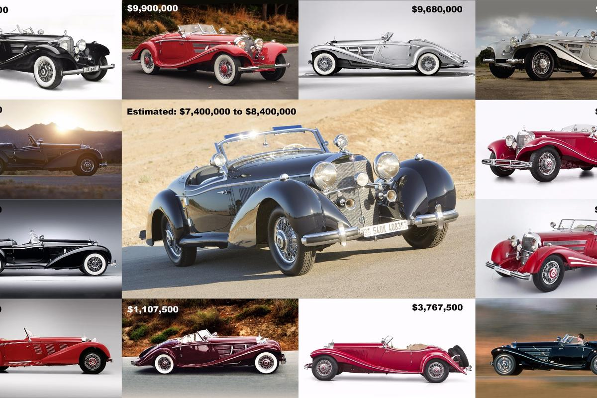The 540 K Special Roadster is among the most instantly recognizable, valuable, and desirable of all automobiles built during the Classic Era, and acquiring one is an instant mark of discerning taste and prestige for any collector. It is, quite simply, the ultimate bragging right. This particular Roadster is even more spezial - it's a one-off.