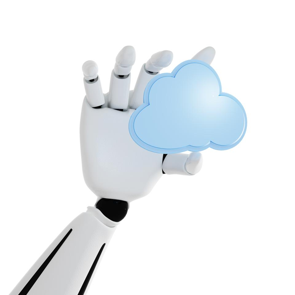 Rapyuta: The RoboEarth Cloud Engine allows robots to perform complex data processing in the cloud (Image: Shutterstock)