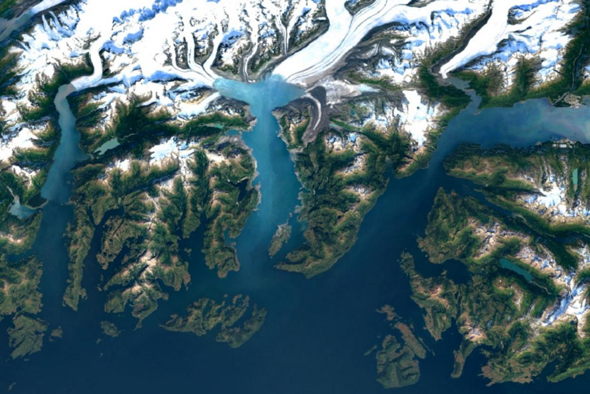 The new images bring structures and features on the Earth's surface into considerably sharper focus