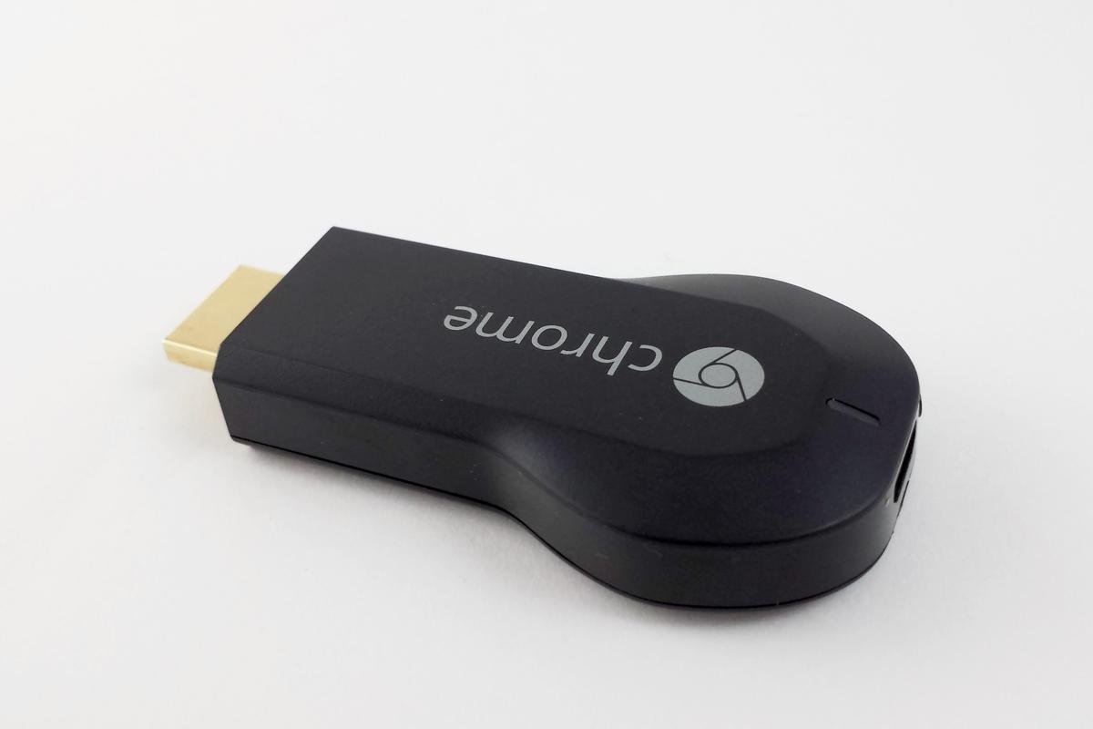 Gizmag reviews the Google Chromecast, which lets you stream from a handful of services – and one major web browser – for a rock-bottom price