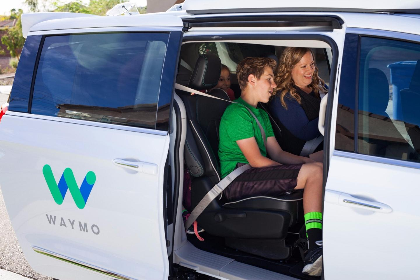 Waymo cars are going to be available for regular people to use inArizona