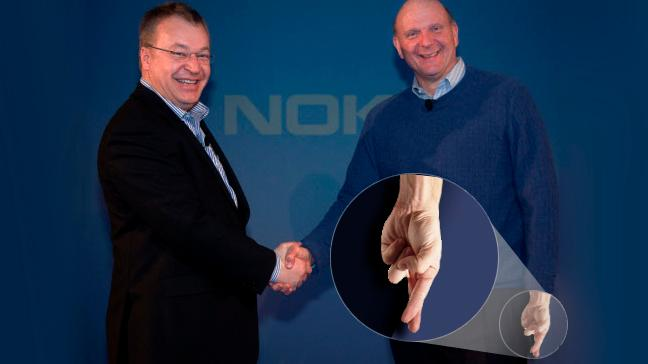 If the Surface phone rumors are true, how happy will Nokia be? (Digitally altered image)