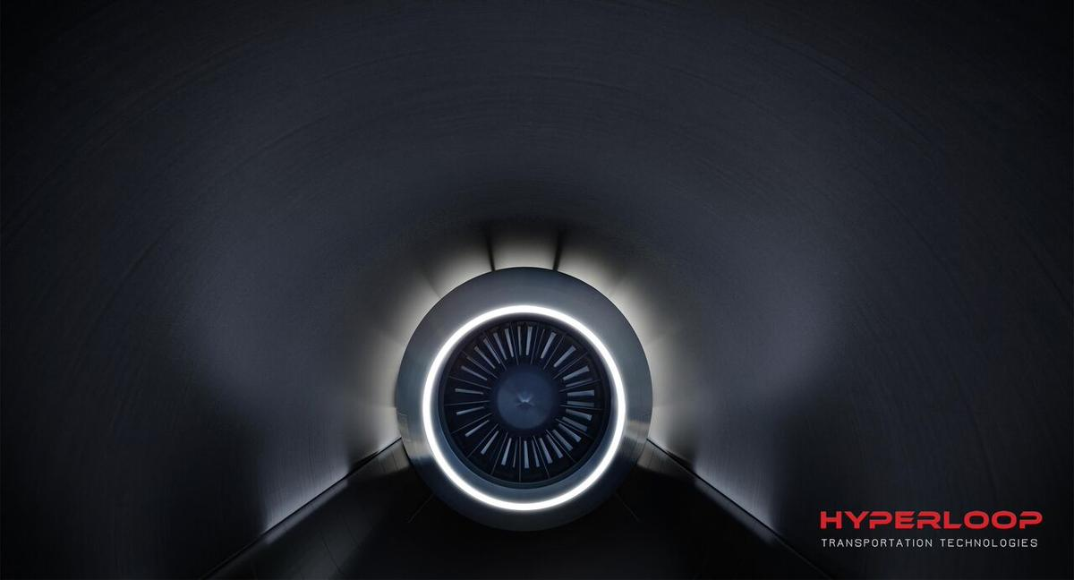 A SouthKorean Hyperloop could see passengers travel between Seoul and Busan in less than 20 minutes