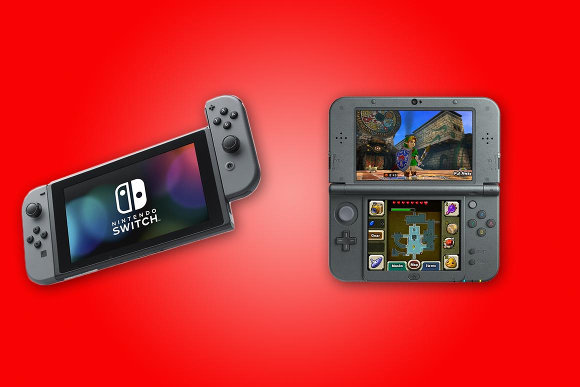 Le due console di Nintendo