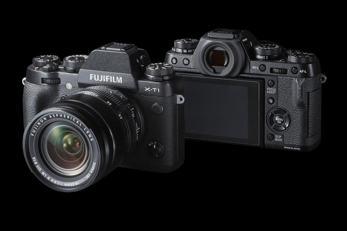 The Ver.4.00 firmware for the Fujifilm X-T1 will be available from late June